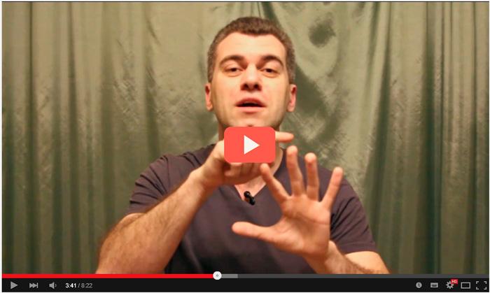 10-ти пальцевый метод саморазвития